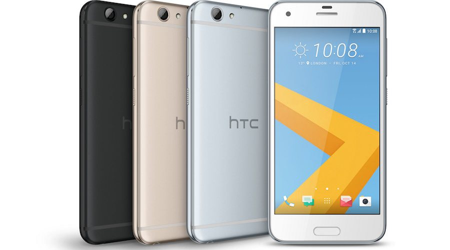HTC One A9s colors