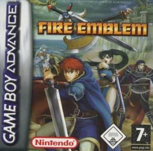 fire emblem - gameboy
