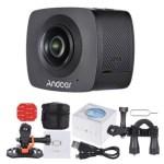 Best Panoramic Digital Camera – Andoer Dual-lens 360 Degree review