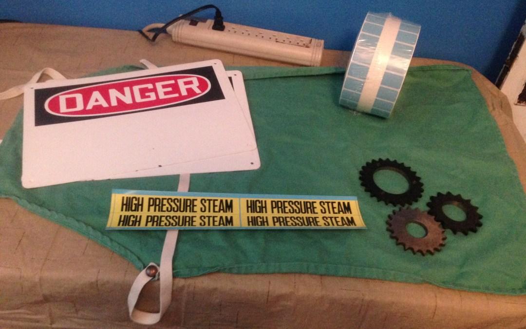 Today's #MakerHeaven Loot