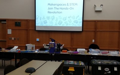 #Makerspace Workshop Resources
