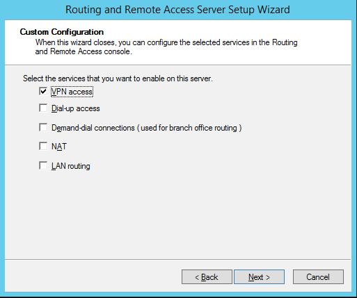 vpn-access-custom-config