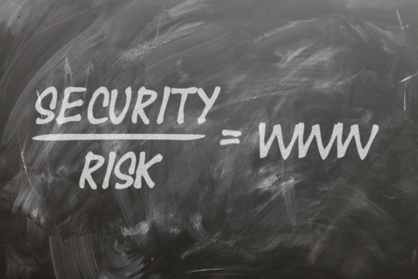 Internet = Security / Risk