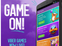 Messaging Service Viber Introduces Social Games and New Sticker Menu