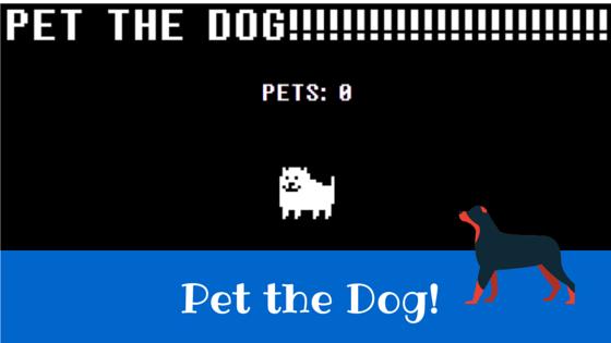 pet-the-dog
