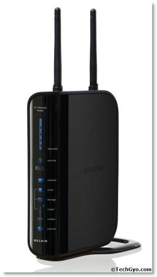 Belkin wireless router Setup