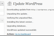 wordpress 3.1 version updates and features