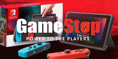 Nintendo Switch Is Available At GameStop | Techie + Gamers