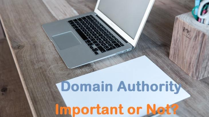 Domain Authority: Important or Not?