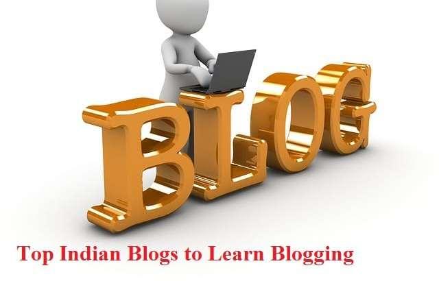 Blogging Blogs to follow