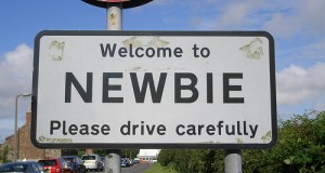 welcome to newbie