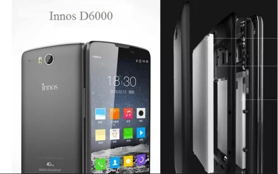 Innos d6000 features battery and pricing