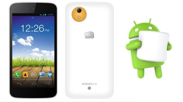 How to upgrade Micromax Canvas A1 to Android 6.0 Marshmallow