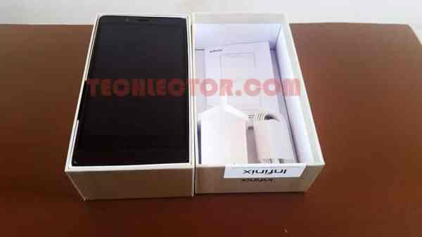 Infinix Note 2 Unboxed