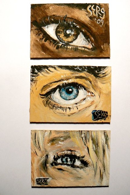 ACEO Art Cards