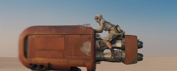 Star Wars: The Force Awakens (Lucasfilm) © Disney. All rights reserved.