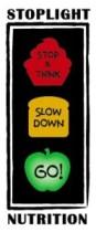 Kurbo - Traffic Light Food Classification System