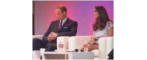 California Tech Summit Panel Bores Prince William And Kate Middleton To Death