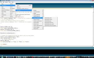 arduino webserver og webclient
