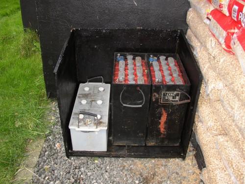 solcelle-batteri