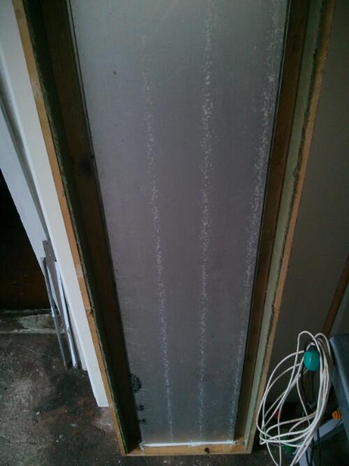 alumimiums profil til solfanger