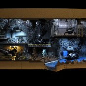 lego batcave by Carlyle Livingston II and Wayne Hussey 175x175