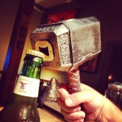 custom thor mjolnir bottle opener by anthony petrie 175x175