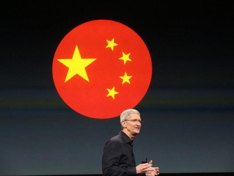 apple-china