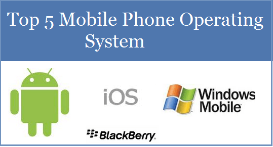 mobile phone operating system
