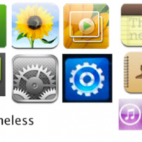 Apple on copied icons and interface elements