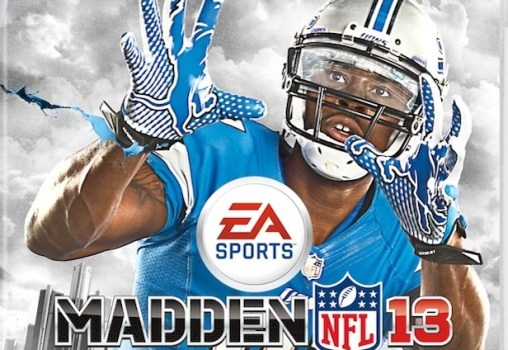 Madden NFL 13 has just been released
