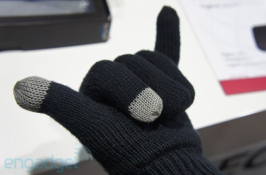 Bluetooth glove for calls