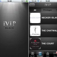 Feel like a millionaire with the iVIP Black app membership