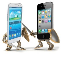 Apple and Samsung calls a truce