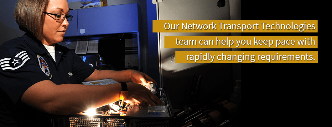 Network Transport Technologies