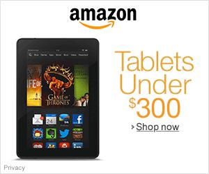 Tablets for under $300