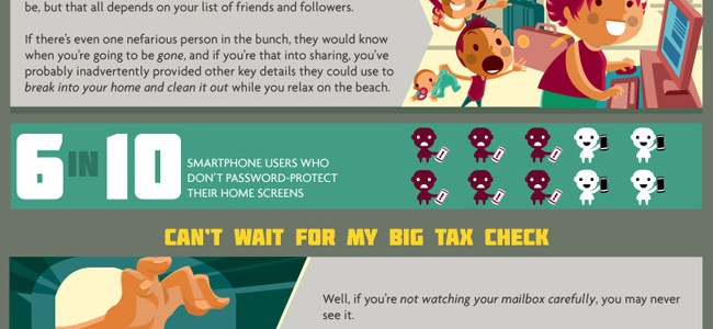 Simple Habits That Can Protect You From Identity Theft [Infographic]