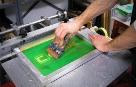 Silkscreen printing