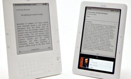 Barnes and Noble, Amazon slash eBook reader prices