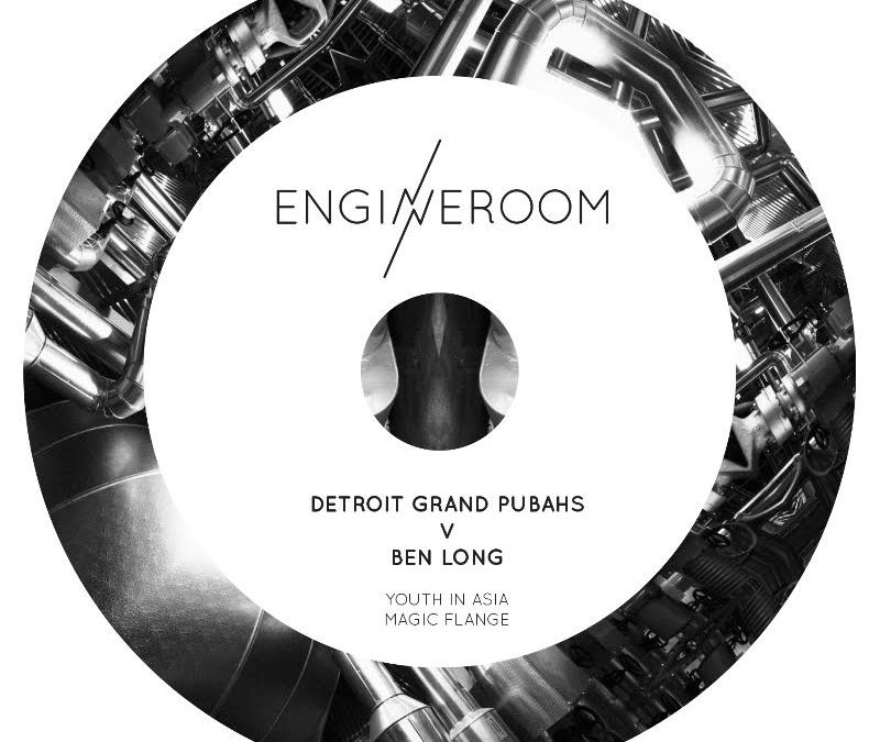 Detroit Grand Pubahs v Ben Long – « Youth In Asia/Magic Flange »