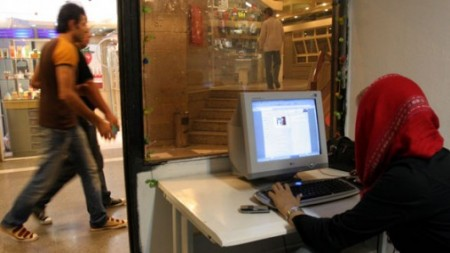 iran internet cafe