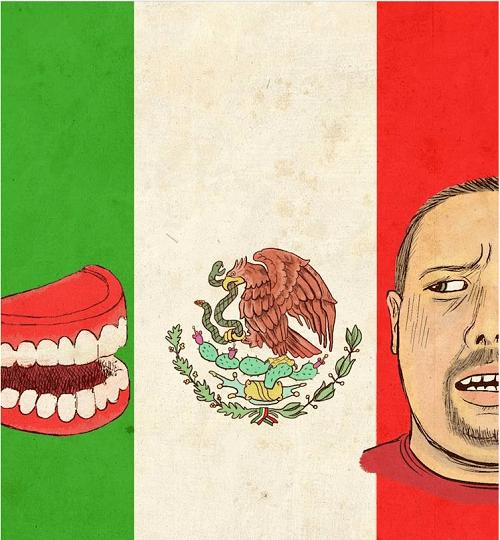 American Vampire in Juarez