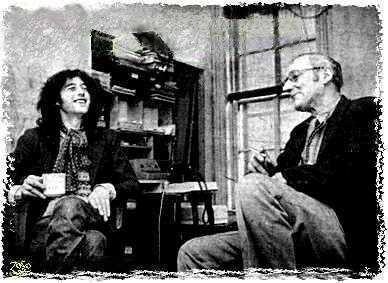 jimmy page and william s. burroughs
