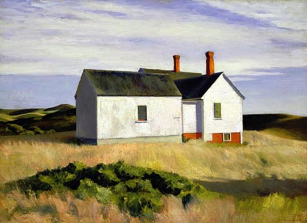 Edward Hopper - Ryders House - 1933