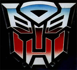 Lanzan página oficial de Transformers the Movie