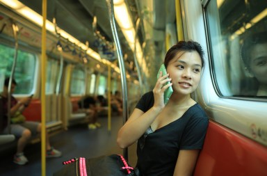 China smartphone rates