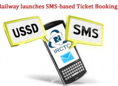 How To Book Train Ticket By SMS