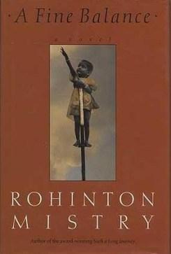 A Fine Balance by Roshinor Mistry