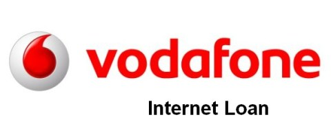 vodafone Internet Loan