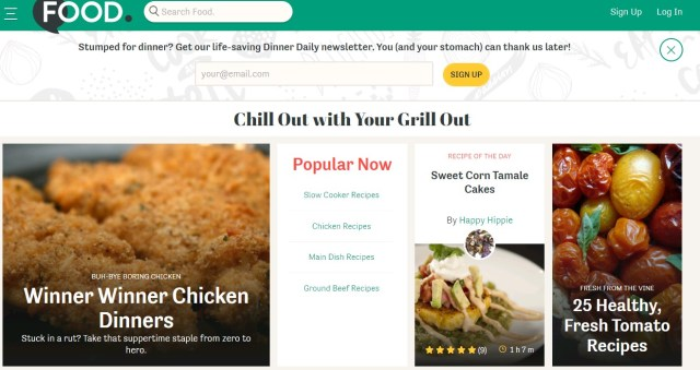 best indian food cooking site